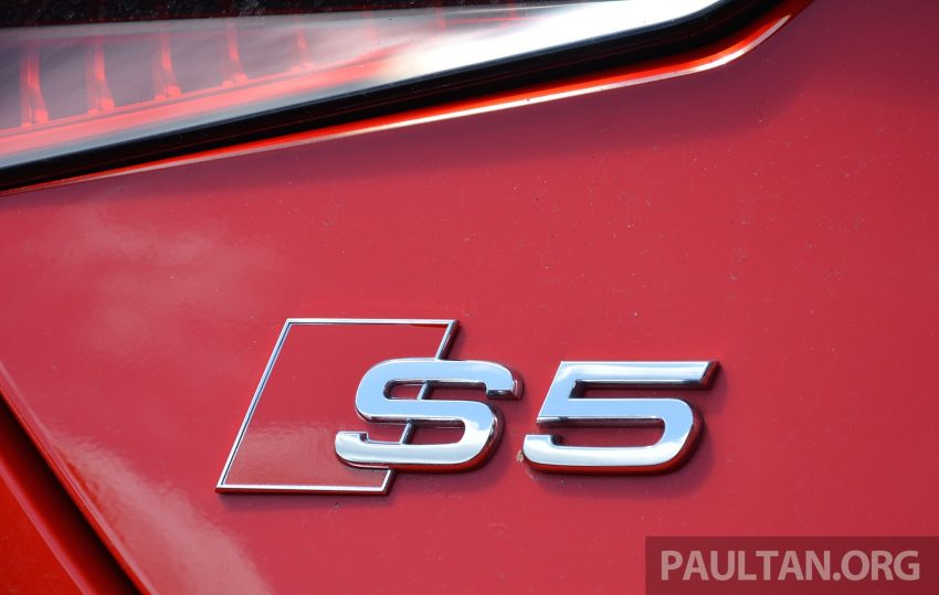 DRIVEN: 2017 Audi A5 and S5 Coupe – enduring class Image #521508