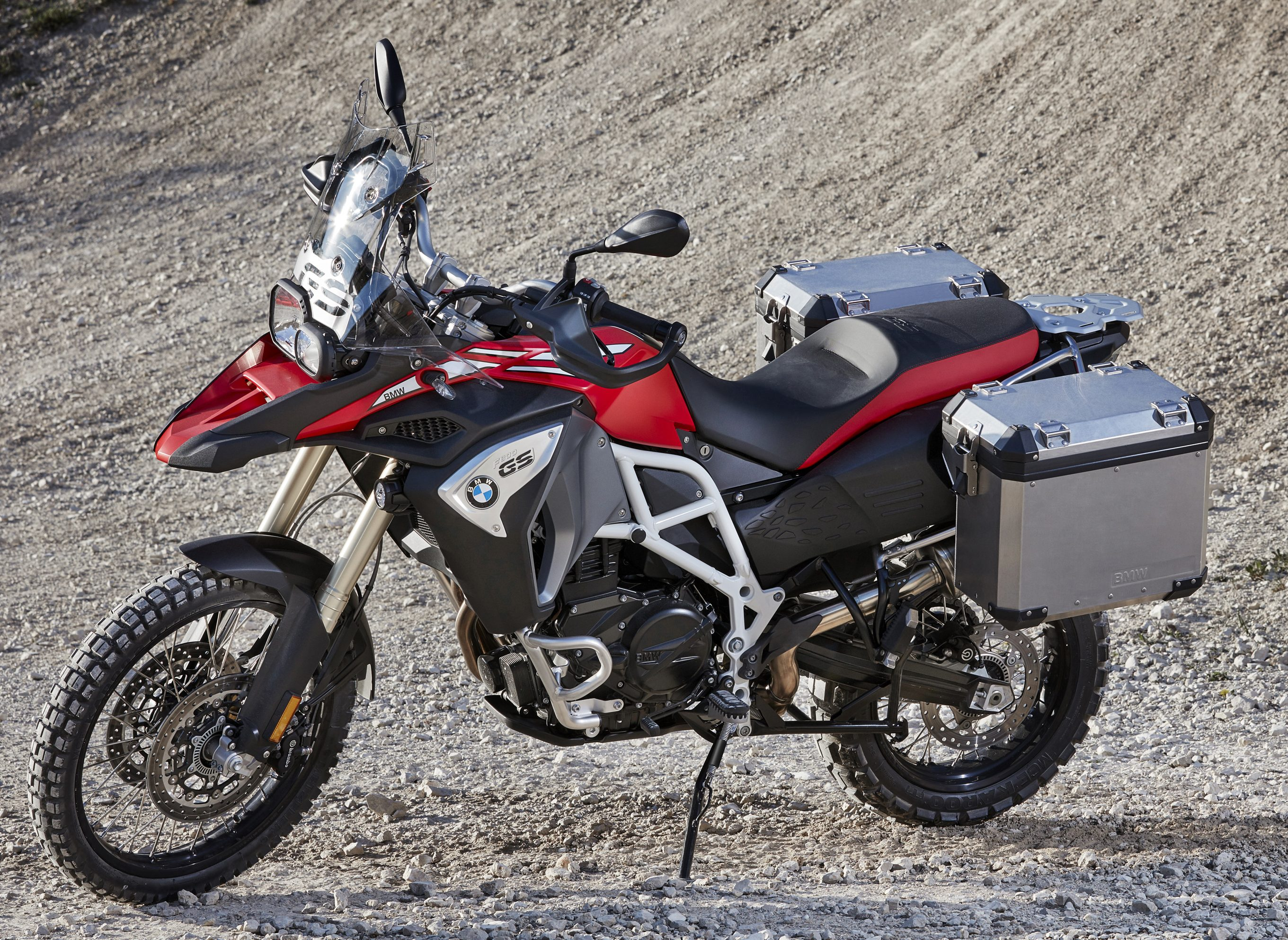 2017 BMW Motorrad F700 GS, F800 GS and F800 GS Adventure – Euro 4 compliant, now with ride modes ...