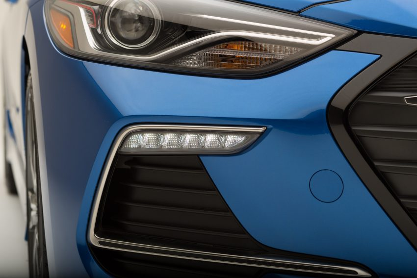 Hyundai Elantra Sport makes its American debut Image #517981