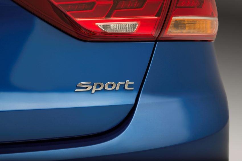 Hyundai Elantra Sport makes its American debut Image #517982