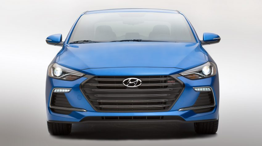 Hyundai Elantra Sport makes its American debut Image #517987