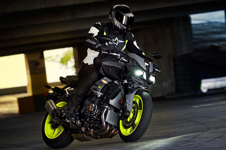 GALLERY: 2017 Yamaha FZ-10/MT-10 American Launch Paul Tan