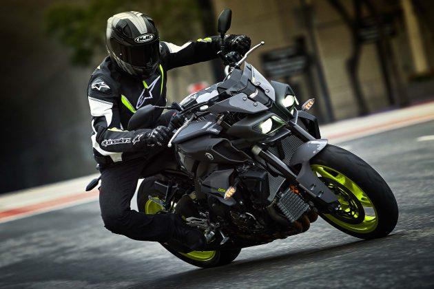 2017 Yamaha FZ-10 US-spec MT-10 - 30