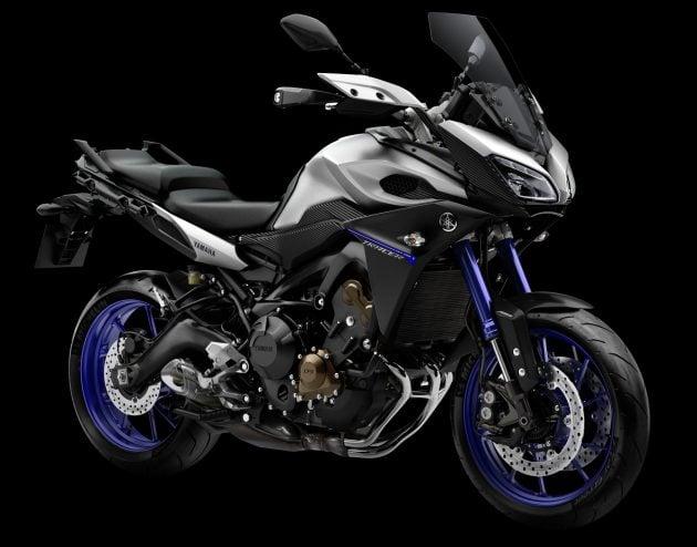 2017 Yamaha MT-09 Tracker - 41
