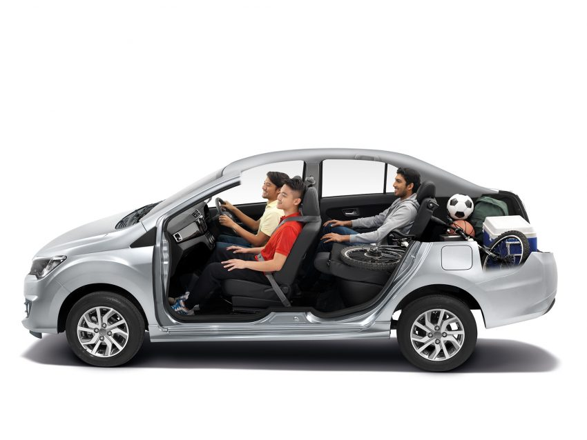 Perodua Bezza officially launched – first ever sedan, 1.0 VVT-i and 1.3 Dual VVT-i, RM37k to RM51k EEV Image #523235