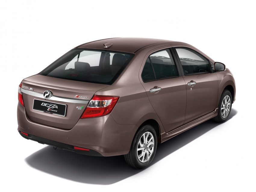 Perodua Bezza officially launched – first ever sedan, 1.0 VVT-i and 1.3 Dual VVT-i, RM37k to RM51k EEV Image #523207