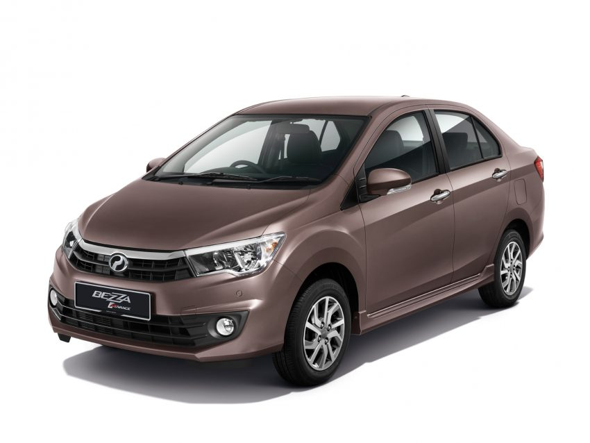 Perodua Bezza officially launched – first ever sedan, 1.0 VVT-i and 1.3 Dual VVT-i, RM37k to RM51k EEV Image #523208