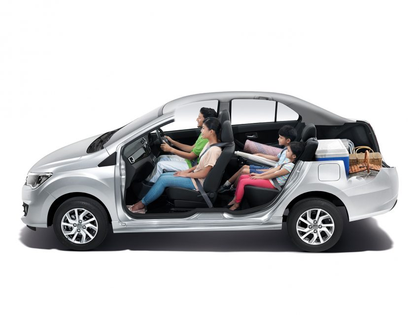 Perodua Bezza officially launched – first ever sedan, 1.0 VVT-i and 1.3 Dual VVT-i, RM37k to RM51k EEV Image #523237
