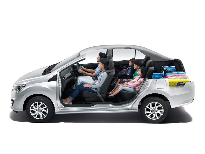 Perodua Bezza officially launched – first ever sedan, 1.0 VVT-i and 1.3 Dual VVT-i, RM37k to RM51k EEV Image #523238