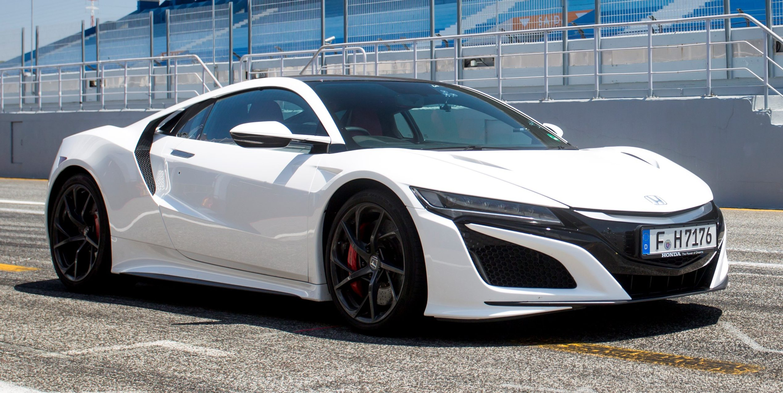 GALLERY: New Honda NSX makes its European debut Image 515764