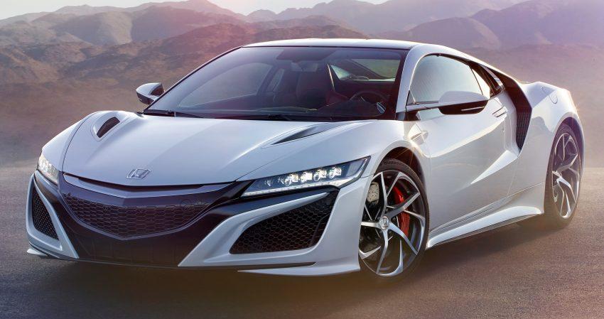 GALLERY: New Honda NSX makes its European debut Image #515769