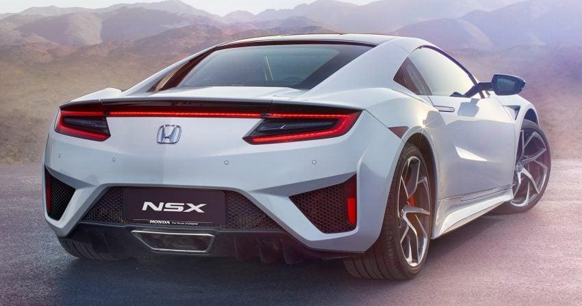 GALLERY: New Honda NSX makes its European debut Image #515770