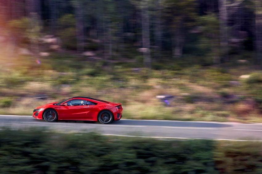 GALLERY: New Honda NSX makes its European debut Image #515774