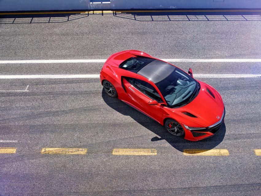 GALLERY: New Honda NSX makes its European debut Image #515779