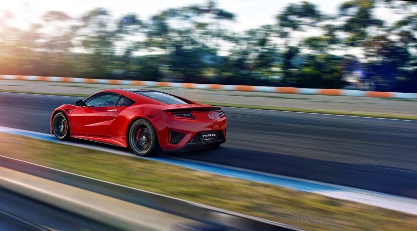 GALLERY: New Honda NSX makes its European debut Image #515781