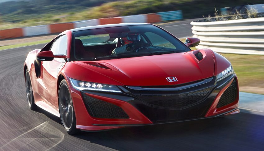 GALLERY: New Honda NSX makes its European debut Image #515785
