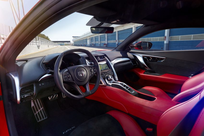 GALLERY: New Honda NSX makes its European debut Image #515787