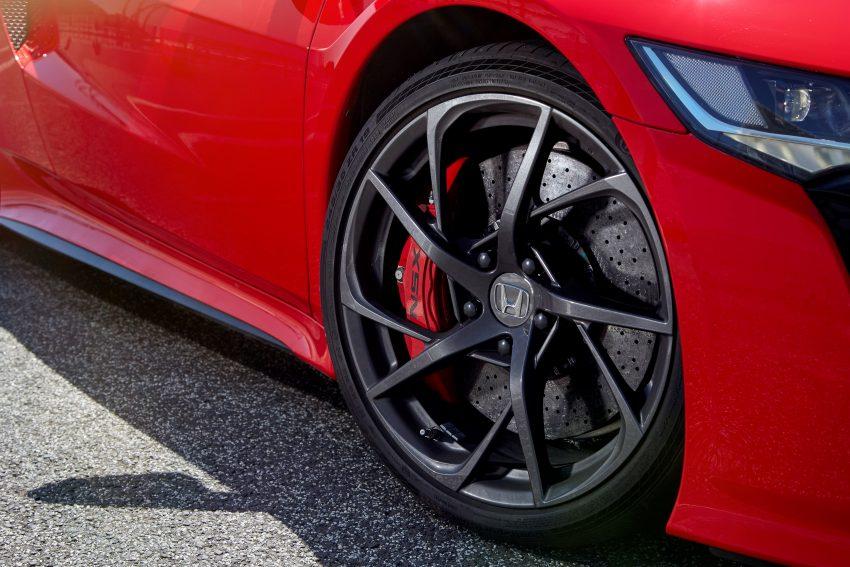 GALLERY: New Honda NSX makes its European debut Image #515790