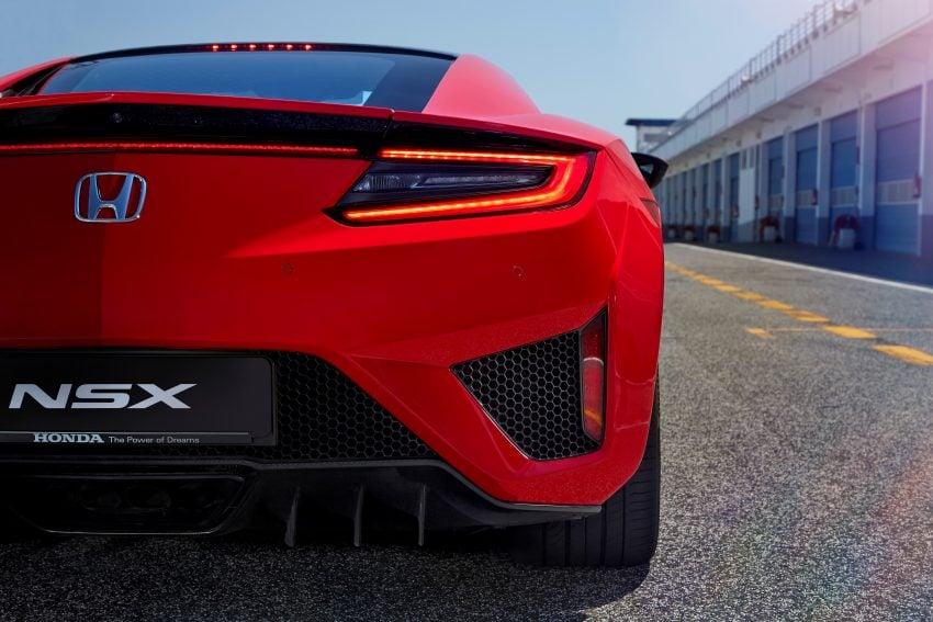 GALLERY: New Honda NSX makes its European debut Image #515791