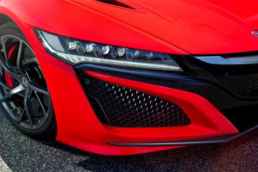 GALLERY: New Honda NSX makes its European debut Image #515797