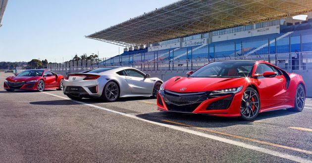 HONDA NSX GROUP