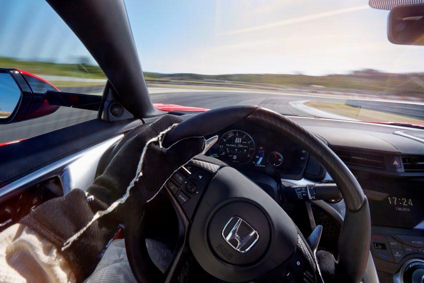 GALLERY: New Honda NSX makes its European debut Image #515810