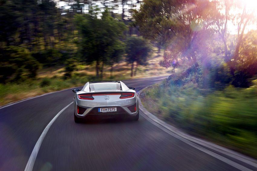 GALLERY: New Honda NSX makes its European debut Image #515816