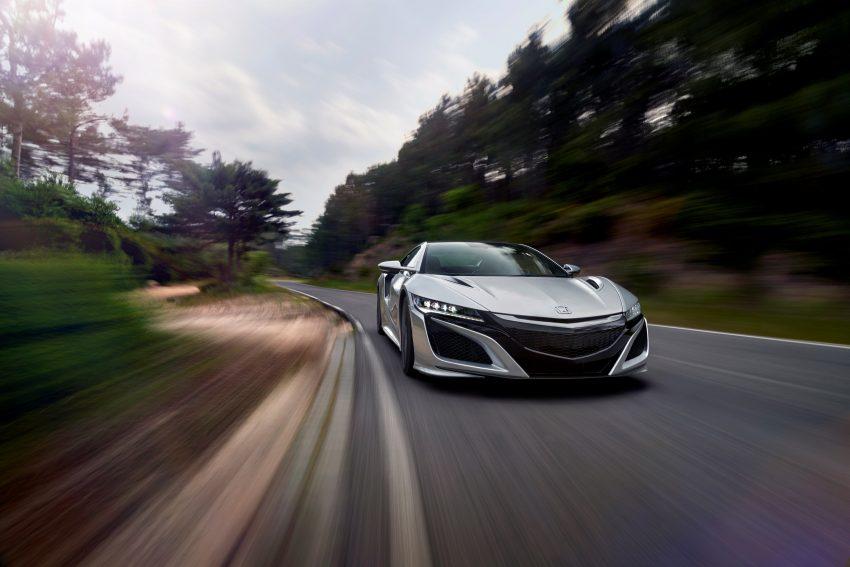 GALLERY: New Honda NSX makes its European debut Image #515817