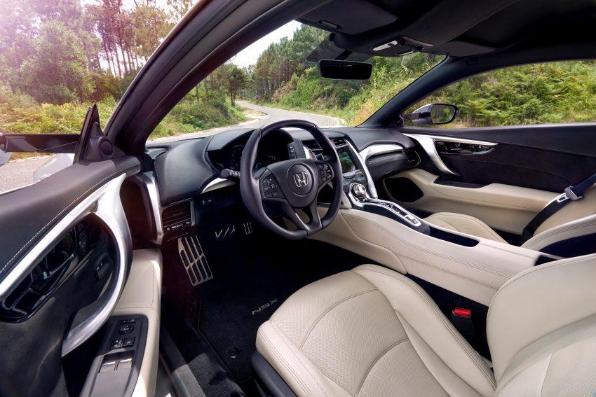 GALLERY: New Honda NSX makes its European debut Image #515819