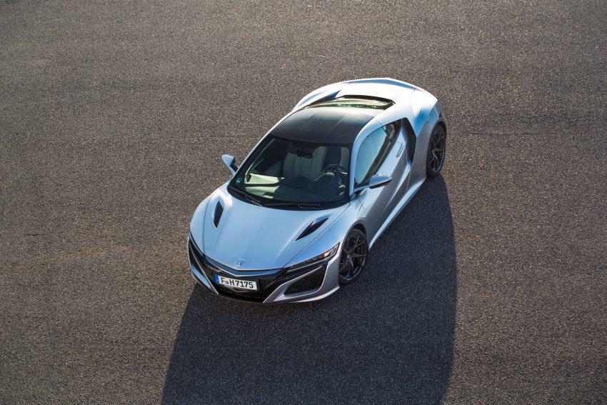 GALLERY: New Honda NSX makes its European debut Image #515821
