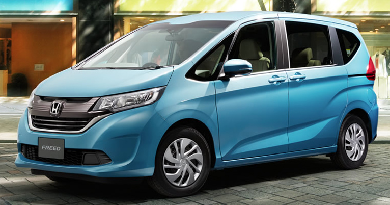 All-new 2016 Honda Freed revealed – two powertrains Image #516724