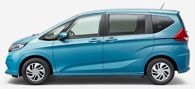 All-new 2016 Honda Freed 2