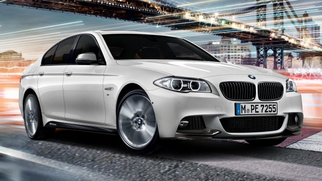 BMW 528i M Performance Edition  100 units RM364k
