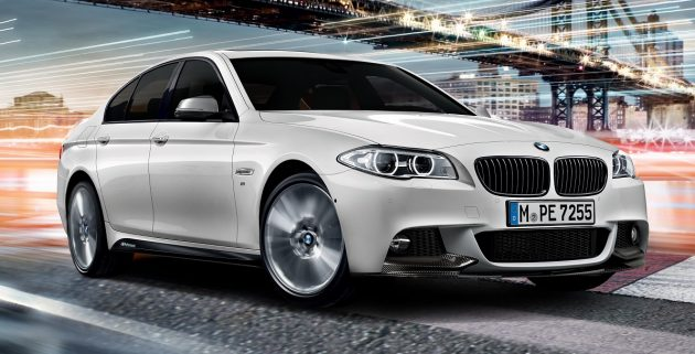 BMW 528i M Performance Edition