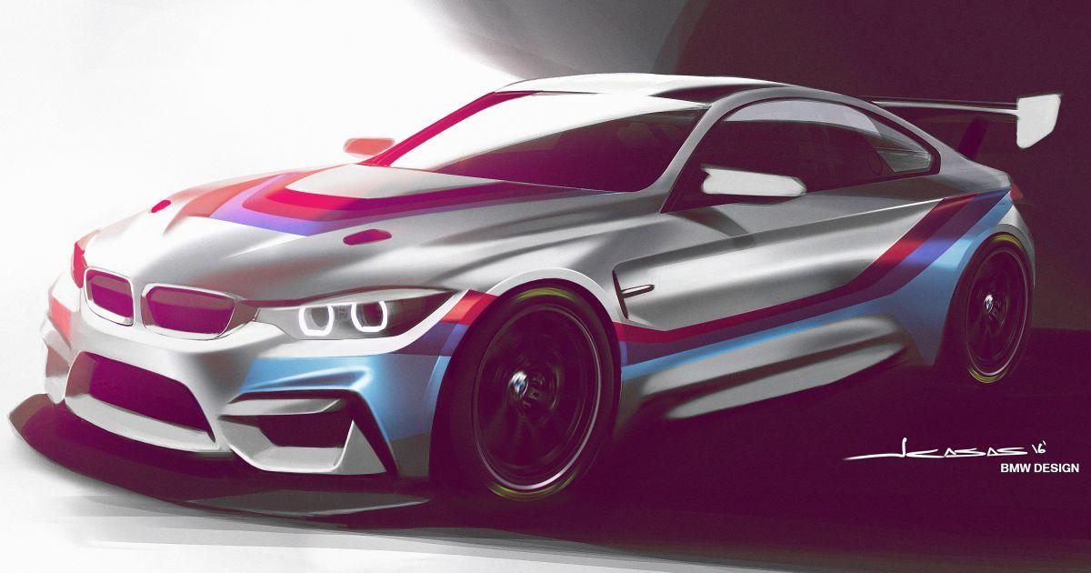 Bmw 3 2018 >> BMW announces new M4 GT4 for 2018 race season Paul Tan - Image 526994