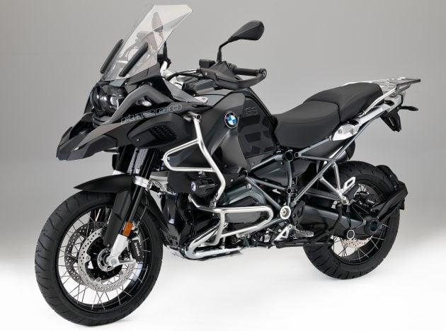 BMW Motorrad R1200 GS Adventure Triple Black - 3
