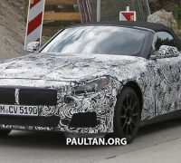 BMW Z5 1