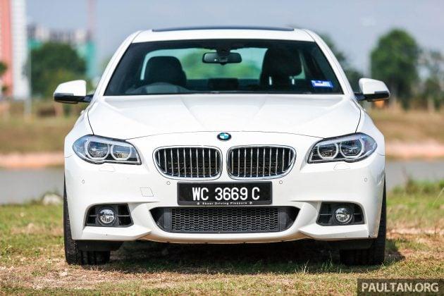 GALLERY BMW 528i M Sport now RM379k EEV price