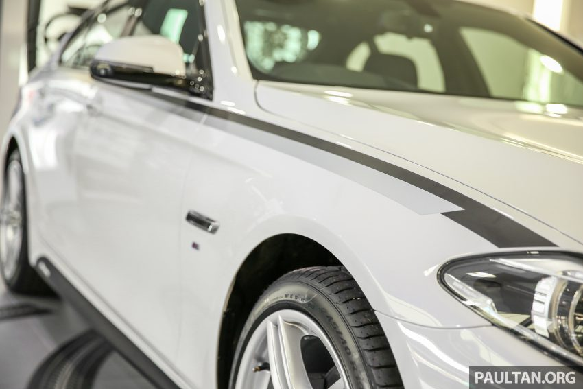 GALLERY: BMW 528i M Performance in the metal Image #527215