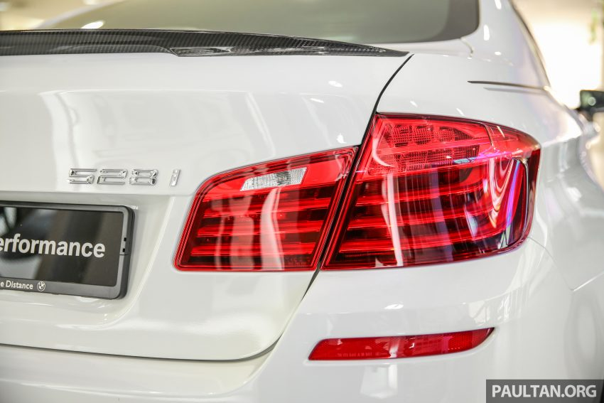 GALLERY: BMW 528i M Performance in the metal Image #527220