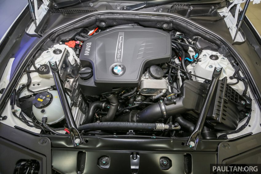 GALLERY: BMW 528i M Performance in the metal Image #527223