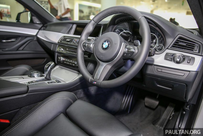 GALLERY: BMW 528i M Performance in the metal Image #527224