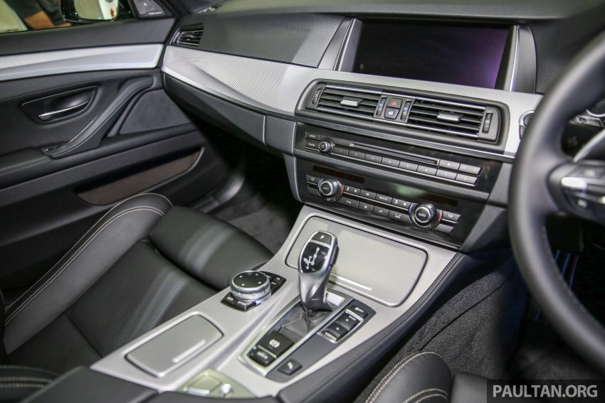 GALLERY: BMW 528i M Performance in the metal Image #527226