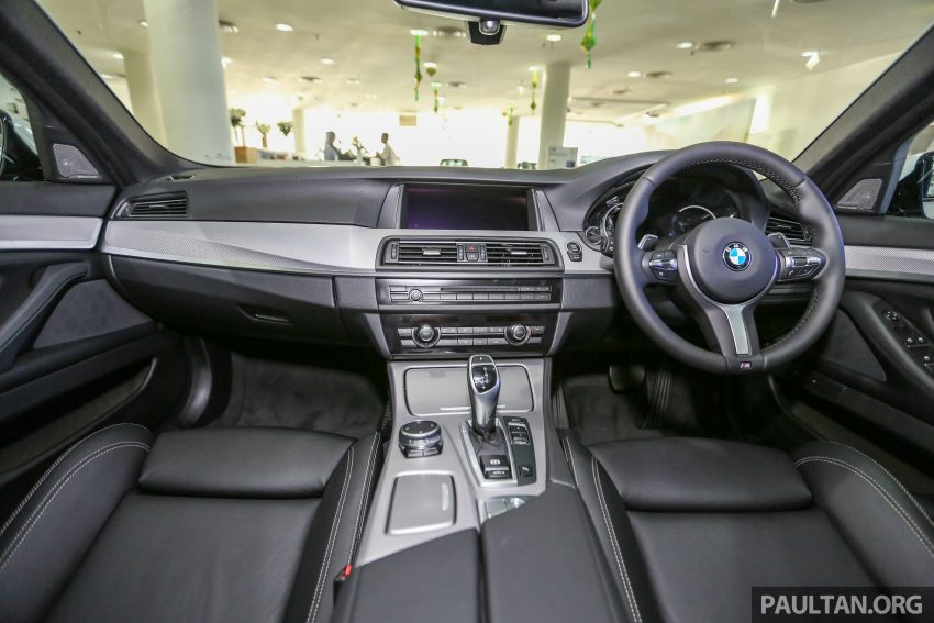 GALLERY: BMW 528i M Performance in the metal Image #527227