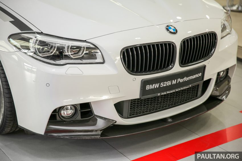 GALLERY: BMW 528i M Performance in the metal Image #527206