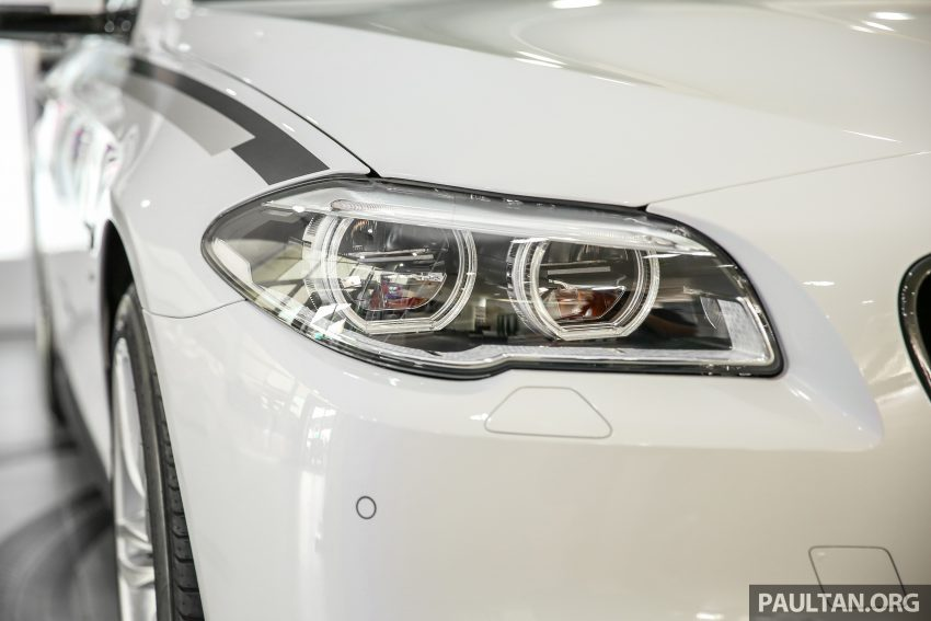GALLERY: BMW 528i M Performance in the metal Image #527207