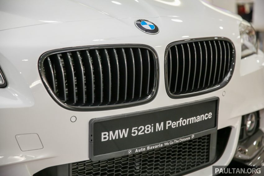 GALLERY: BMW 528i M Performance in the metal Image #527208