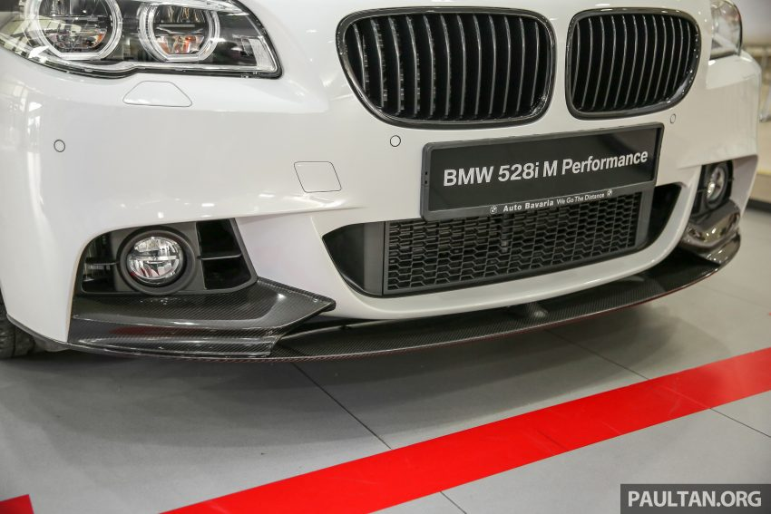 GALLERY: BMW 528i M Performance in the metal Image #527209