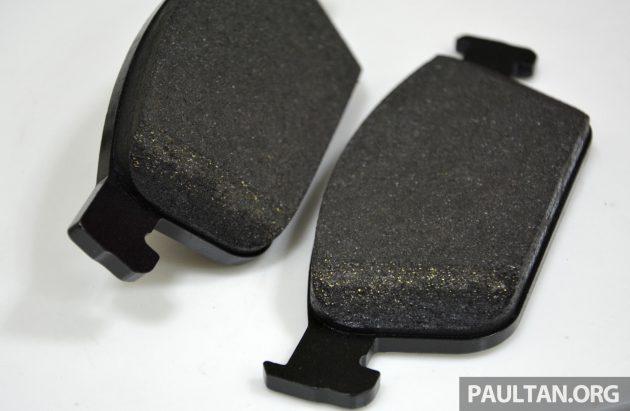 Brake pads PT-2