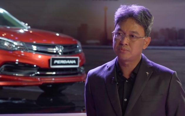 CEO Proton Fuaad Kenali